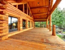 Protección de madera